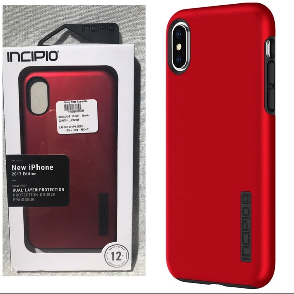 the best attitude acfd8 b12a3 sale Incipio case for the Apple iPhone X NWT